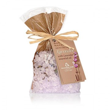 Bath Salt Lavender with Lavender Essential oil (Karlovo)600x600